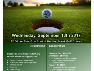 The Fifth Annual Logan Wyatt Friends Golf Tournament – September 13, 2017